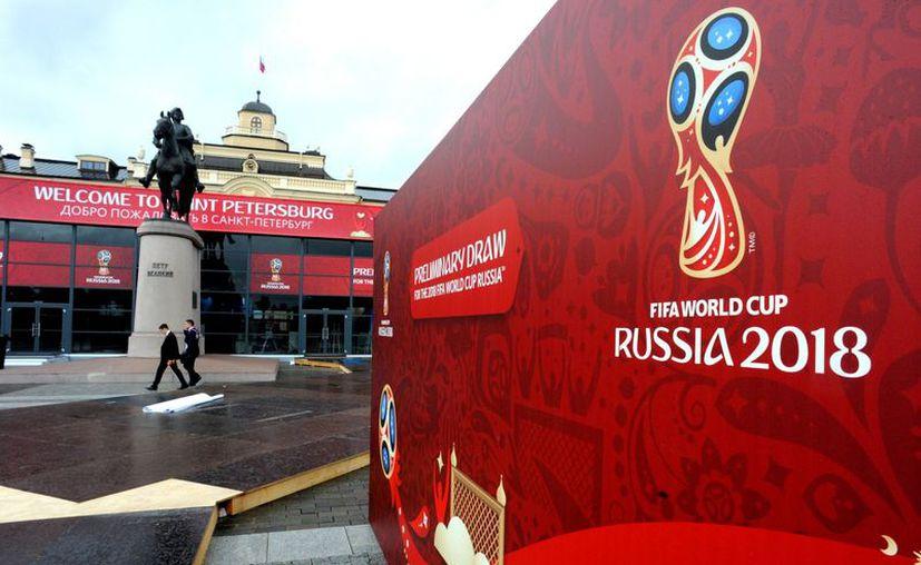 Cabe destacar que los 64 partidos del Mundial 2018 se jugarán en 12 estadios. (Contexto)