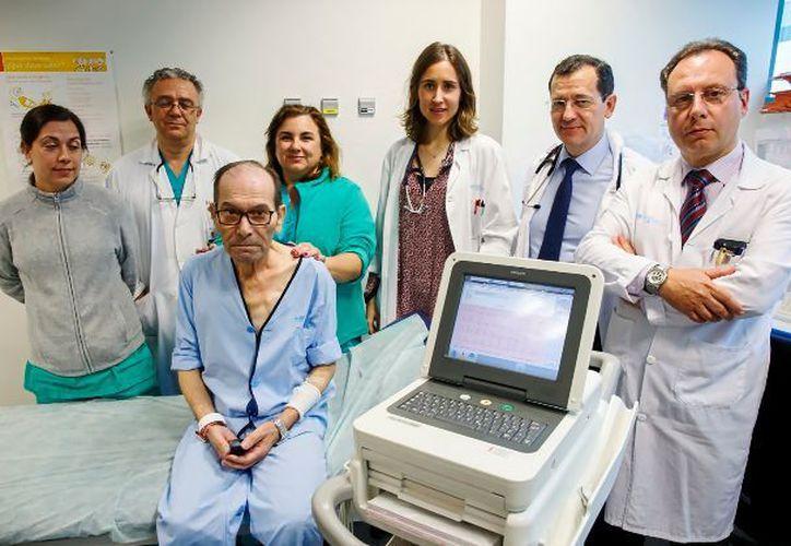 España estrena dispositivo para insuficiencia cardiaca