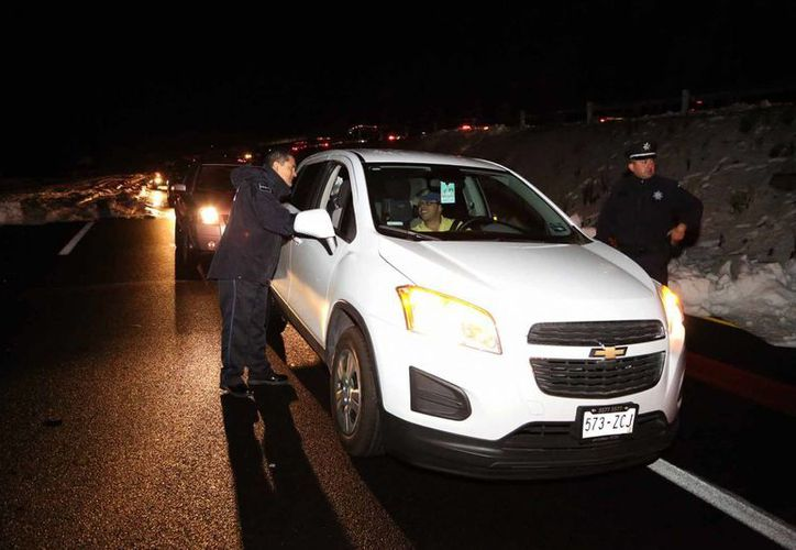 La Policía Federal formará parte del operativo de la SCT por los días de asueto. (Archivo/Notimex)