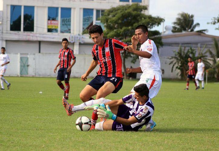 Pioneros empató 1-1 con Venados Newells.(Ángel Mazariego/SIPSE)