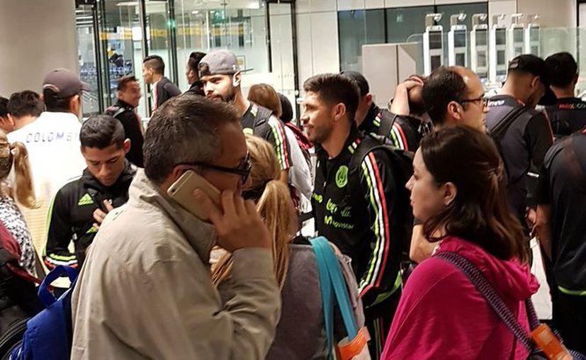 La Selección Mexicana debutará en la competencia el próximo domingo enfrentando al campeón de Europa, Portugal. (Foto: Milenio)