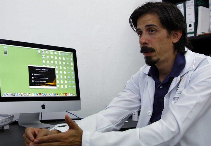 Jorge Martínez, del Centro Estatal de Trasplantes, dijo que 90 % de pacientes renales esperan un riñón. (Milenio Novedades)