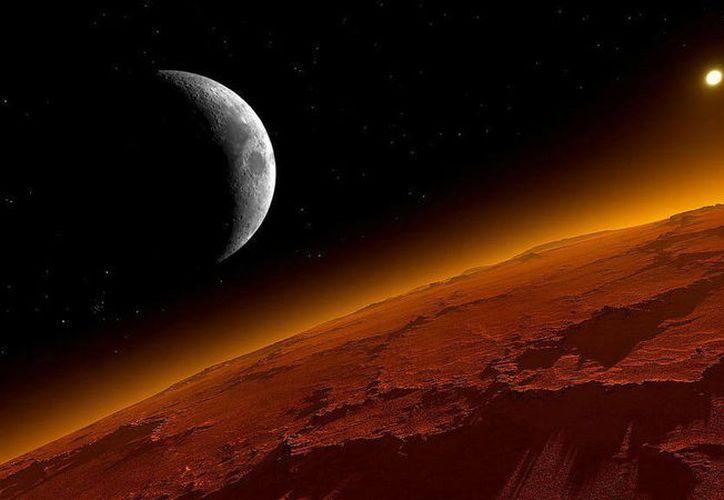 Así serán los humanos en Marte