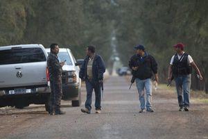 Jornada de violencia en Tanhuato, Michoacán