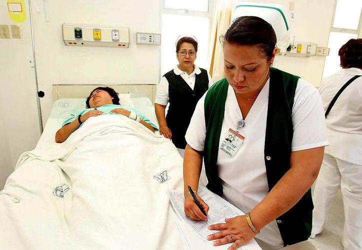 Enfermeros asistieron al curso Actualización en Manejo de Heridas y Estomas. (Foto: Contexto/Internet)