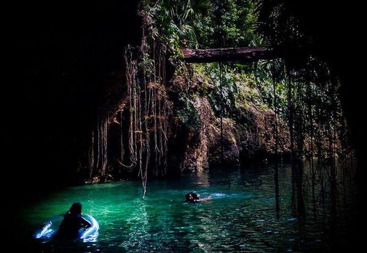 Entre las inversiones destaca un parque enfocado en los cenotes de Yucatán y el inframundo maya. (Imagen de Grupo Xcaret)