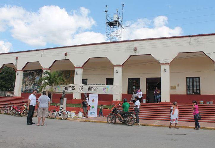 Esperan nombramiento del director de la Casa de la Cultural del municipio. (Gloria Poot/SIPSE)