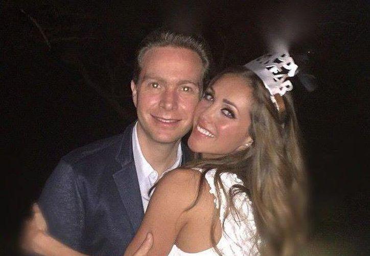 La familia del gobernador Manuel Velasco está preparando un regalo especial para la novia Anahí. (Facebook/Anahí)
