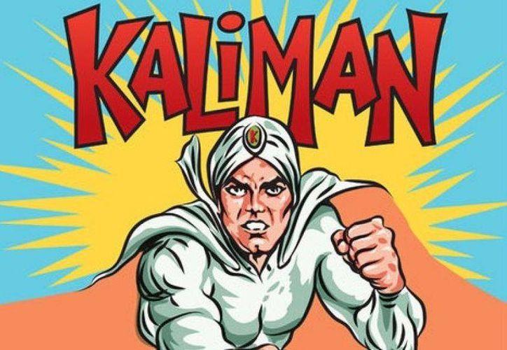 A finales de septiembre se celebran 51 años del nacimiento de la historieta de Kalimán. (Archivo/ Milenio Digital)