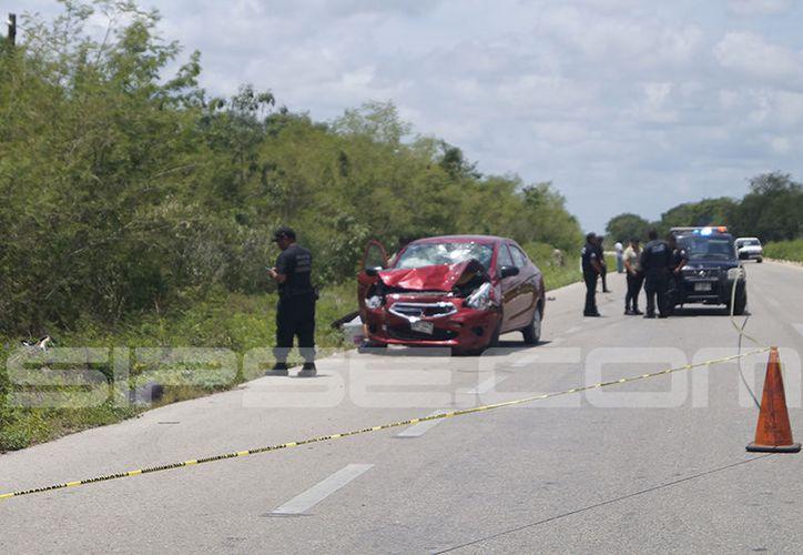 El accidente se dio por aparente falta de precaución y acabó con la vida del Mago Mandrake. (SIPSE)