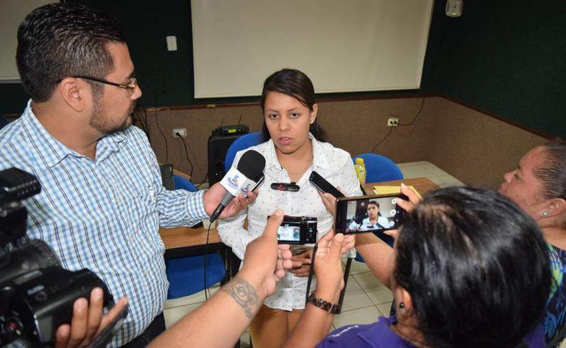 Los periodistas son un grupo protegido no solo en el ámbito nacional, sino internacional. (Gustavo Villegas/ SIPSE)