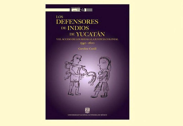 El texto es presentado por el Cephcis de la UNAM. (Milenio Novedades)