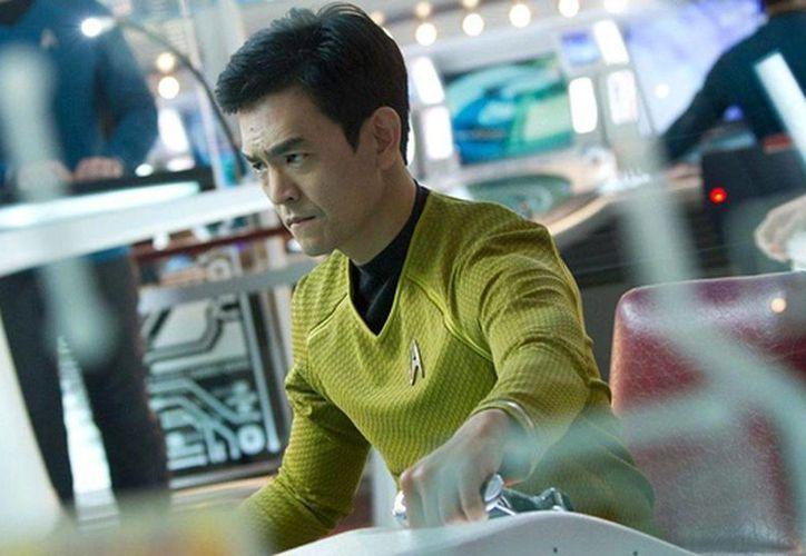 Sulu, de Star Trek, es interpretado por John Cho. (theverge.com)