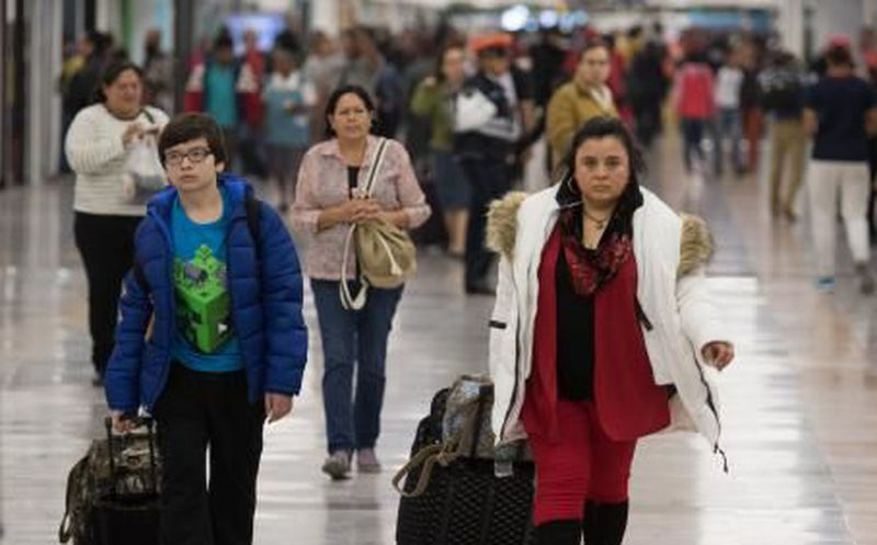 Aumentan en CDMX precio de vuelos internacionales