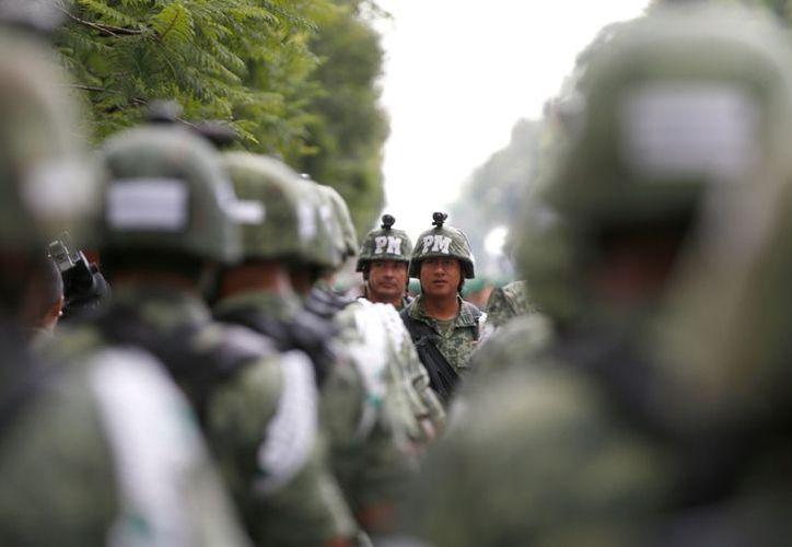 La creación de la Guardia Nacional se define como una medida emergente ante la crisis de inseguridad y de violencia. (Milenio)