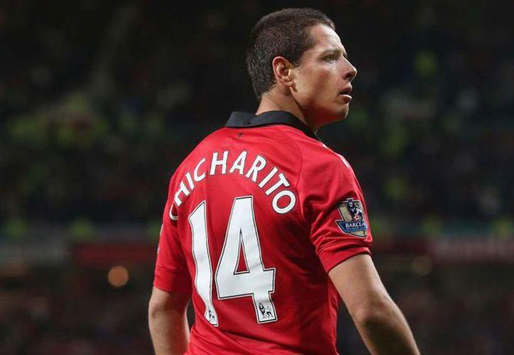 Manchester se arrepiente de haber vendido al Chicharito (López Dóriga Digital)