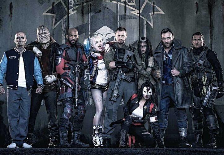 El Escuadró Suicida llegará a los cines el próximo cinco de agosto. (Imagen tomada de thecomicpulse.com)