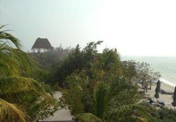 La isla tuvo diversas afectaciones por las precipitaciones de las últimas horas. (Foto de Contexto/tripadvisor.com.mx)