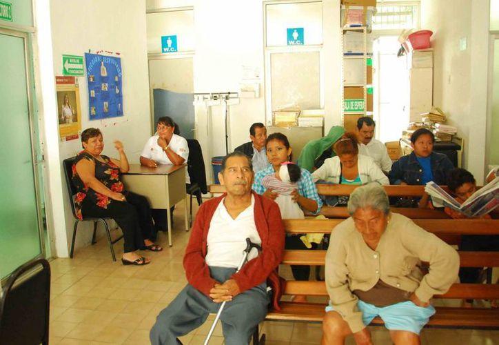 El sistema de protección social en salud absorberá los gastos médicos. (Redacción/SIPSE)