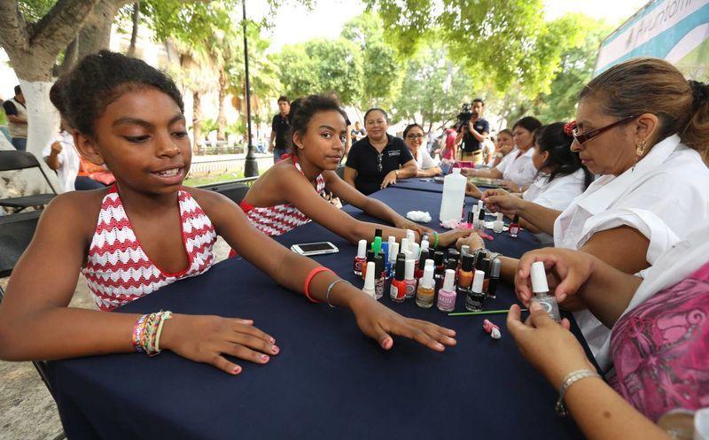 Festejan con Spa a niños de Mérida | Milenio Novedades Yucatán