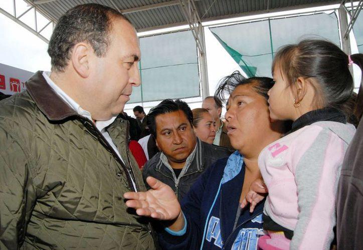 La demanda se presentó por presuntamente desviar recursos de programas sociales para favorecer a aspirantes del PRI en Coahuila. (Notimex)