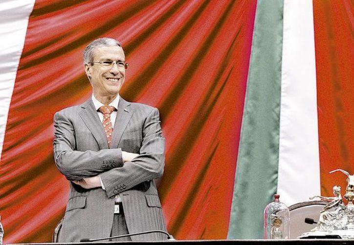 José González Morfín es el único que ha encabezado los cuatro órganos de dirección en el Poder Legislativo. (Milenio)