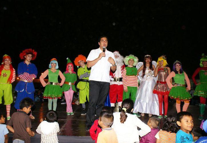 Festivales en comisarías. (Manuel Pool/SIPSE)