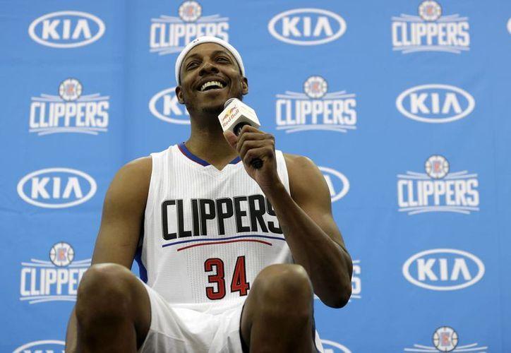 Paul Pierce jugará una última temporada en la NBA, con Clippers, según lo anunció él mismo. (AP)