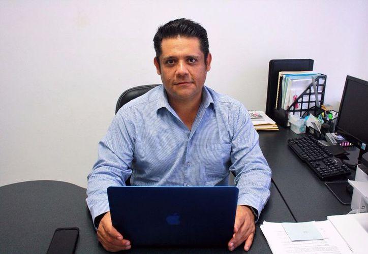 Eduardo Pacho Gallegos dijo que no van a dar un paso atrás en esta postura. (Cortesía)