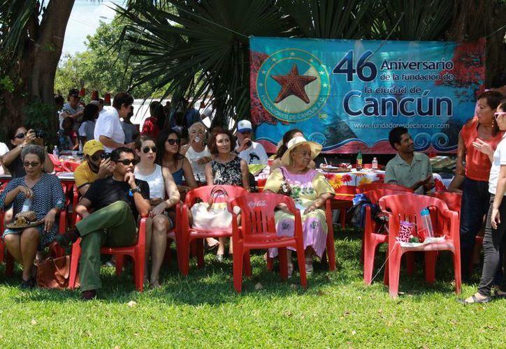 Se llevó a cabo el evento en el parque José Martí. (Luis Soto/SIPSE)