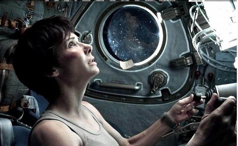 El filme de Alfonso Cuarón tiene ocho postulaciones por sus efectos visuales; Emmanuel Lubezki figura en una de ellas. (gravitymovie.warnerbros.com)