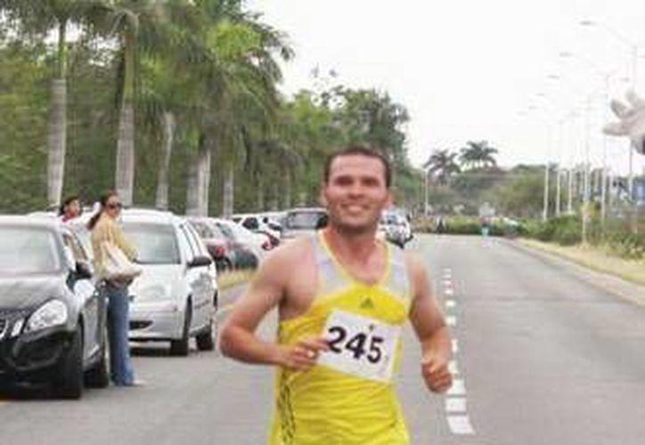 El multicampeón Enrique Cerón. (SIPSE)