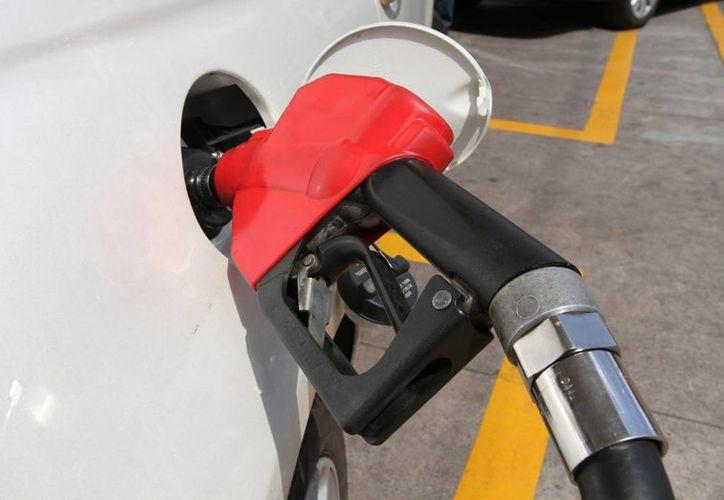 La Secretaría de Hacienda indica que los precios de los combustibles se mantendrán durante el mes de abril. (Archivo/Notimex)