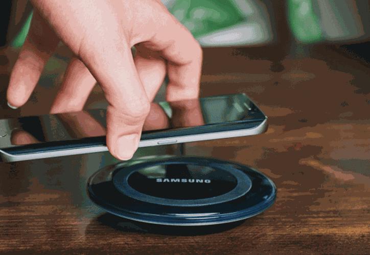 Funcionaría como un sistema que envía la energía a un dispositivo concreto del espacio habilitado. (Samsung)