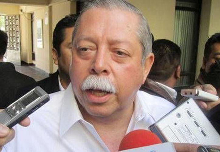 Según el gobernador de Tamaulipas, muestra de la seguridad y vigilancia que hay en el estado son las 'reuniones itinerantes del grupo de coordinación'. (Milenio)