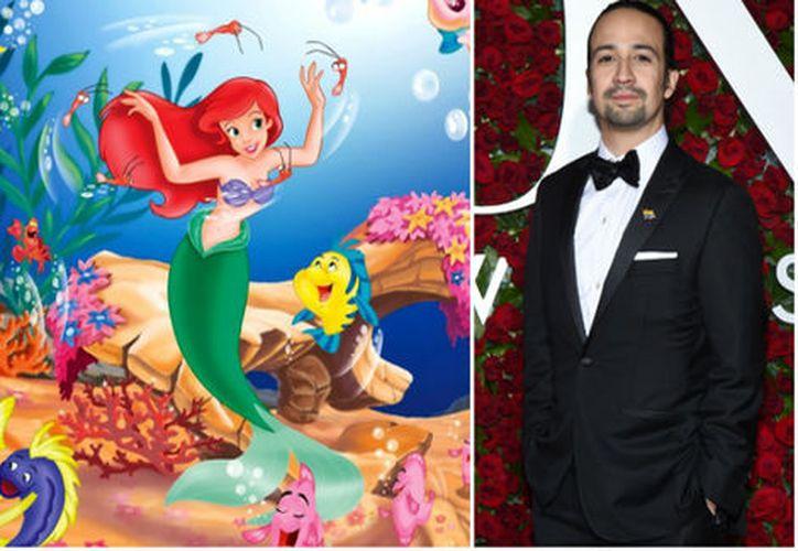 Lin-Manuel Miranda volverá a poner la música a una película de Disney. (Milenio/Especial).