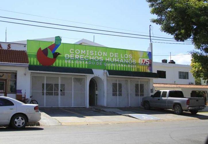 La Comisión de los Derechos Humanos señala deficiencias de la cárcel de Carrillo Puerto. (Redacción/SIPSE)