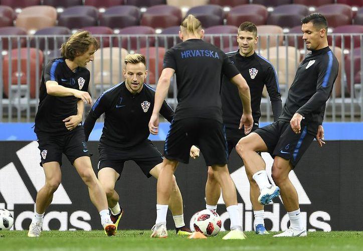 Croacia ha jugado una hora más en este Mundial que Francia, el otro finalista (Foto: Twitter @CNN en Español)