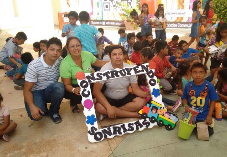 """El grupo requiere la ayuda de """"padrinos mágicos"""" que contribuyan con donativos. (Consuelo Javier/SIPSE)"""