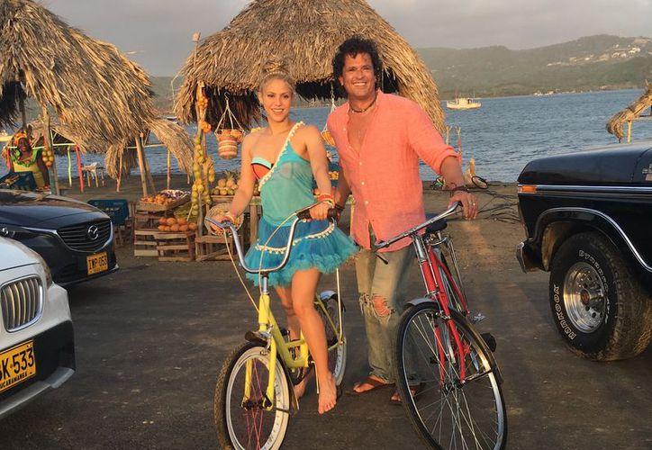 La bicicleta ganó en noviembre los Latin Grammy a la grabación y canción del año. (Contexto/ Internet)