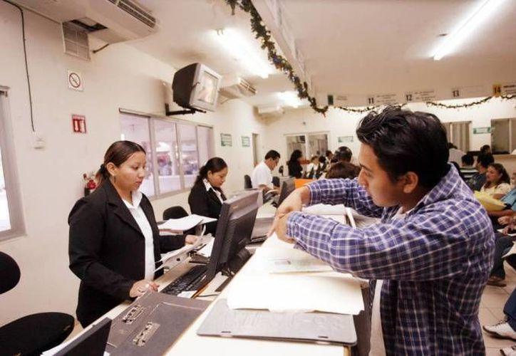 El Gobierno de Yucatán contará en 2017 con un tabulador para determinar las tarifas para el cobro de los derechos e infracciones. (Foto de contexto de SIPSE)