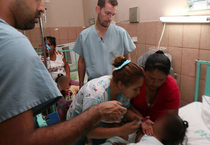 La atención oportuna en bebés en estos casos. (Foto/Milenio Novedades)
