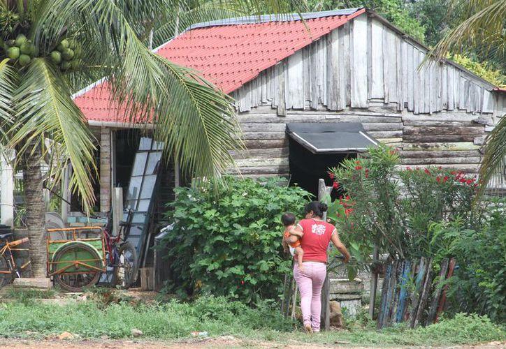 Los antorchistas representan a 47 colonias irregulares en seis municipios de Quintana Roo. (Joel Zamora/SIPSE)