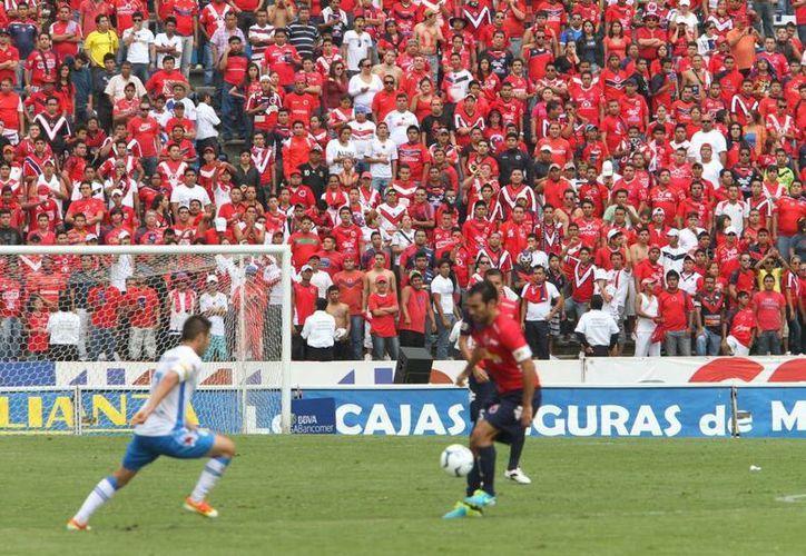 Aunque no ha ganado Veracruz, se mantiene en la cima de la tabla general del Torneo Apertura de la Liga MX. (Facebook oficial)