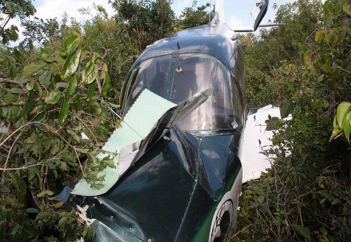 El 15 de enero de 2013 se registró un accidente en el que perdieron la vida dos personas. (Julián Miranda/SIPSE)