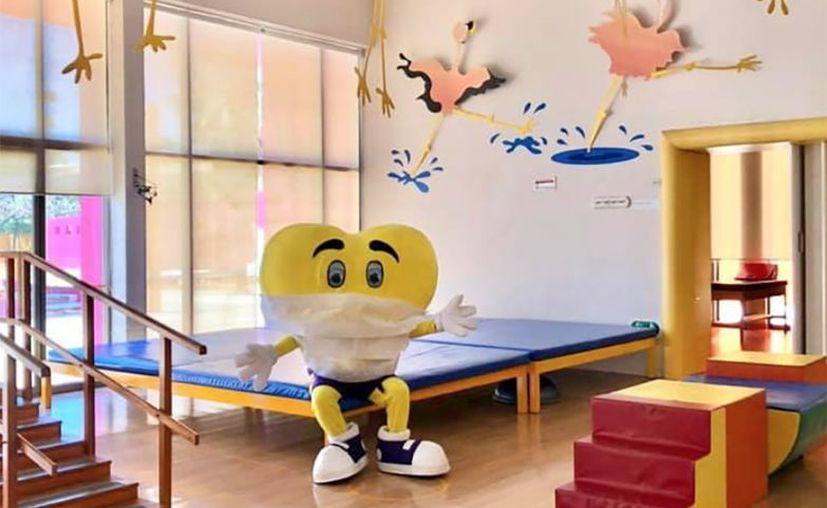 Los Centros de Rehabilitación Integral Teletón ponen a disposición de las autoridades de salud sus espacios. (Novedades Yucatán)
