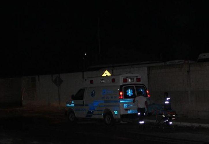 Un joven perdió la vida tras recibir varias puñaladas en la colonia Gonzalo Guerrero de Playa del Carmen. (Redacción/SIPSE)
