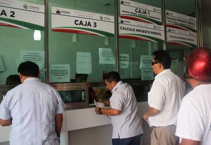 """Con motivo del """"Buen Fin"""", algunos trámites del municipio de Cozumel tendrán descuentos.  (Redacción/SIPSE)"""