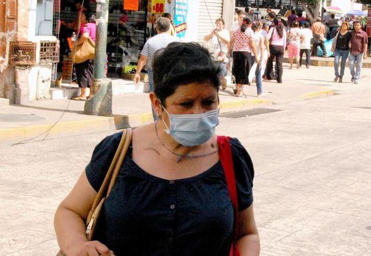 Las enfermedades respiratorias son ocasionadas por patógenos como los virus, bacterias, hongos y parásitos. (Foto de Contexto/SIPSE)