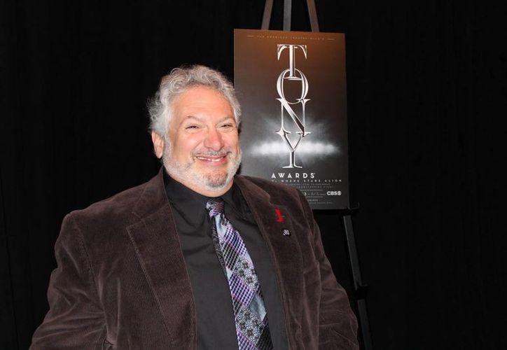 """El actor y guionista Harvey Fierstein, nominado a los premios Tony por el musical """"Kinky Boots"""". (EFE)"""